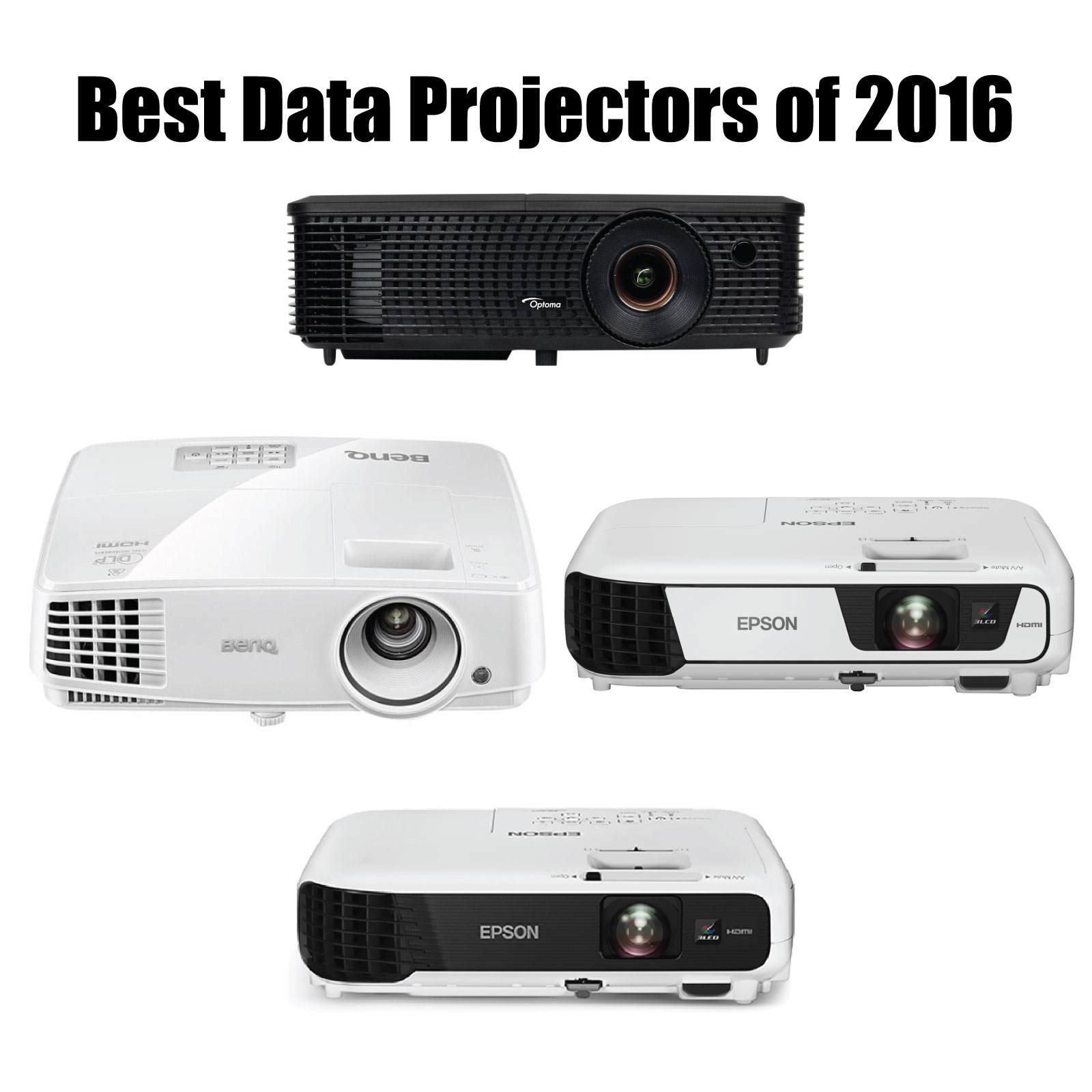 Best budget data projectors of 2016 projector malaysia for Best portable projector 2016